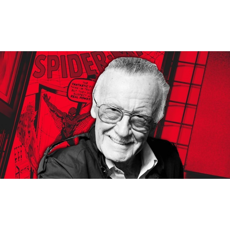Stan Lee And Spiderm...
